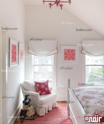 لوازم زیبا و تزیین اتاق خواب