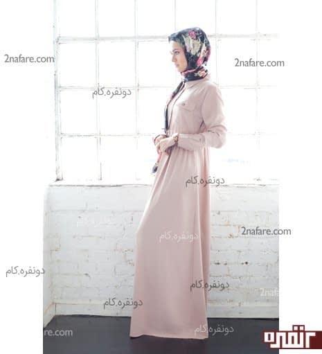 مانتو مدل حجاب جدید و زیبا