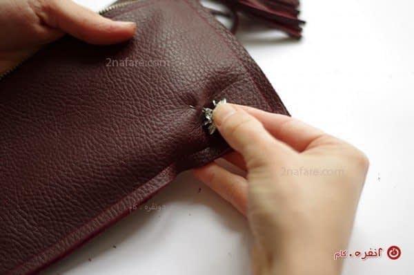 آموزش ساخت کیف دستی