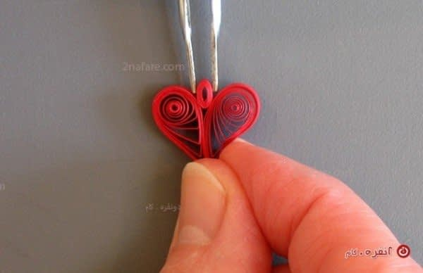 حلقه برای بند