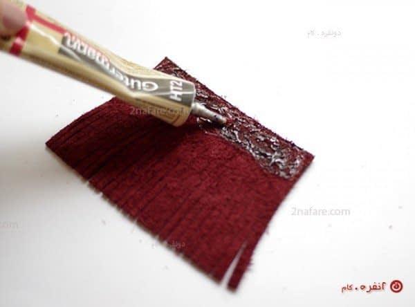 ساختن منگوله برای تزیین کیف دستی
