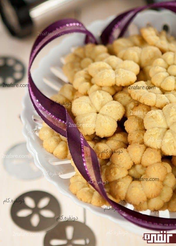 شیرینی زیبا برای عید
