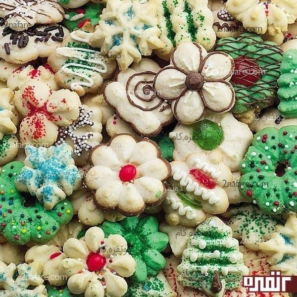 شیرینی مخصوص عید