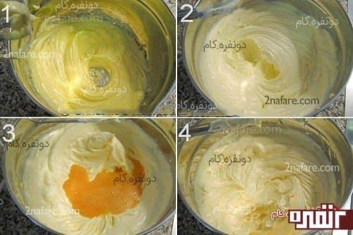 طرز تهیه شیرینی مخصوص عید