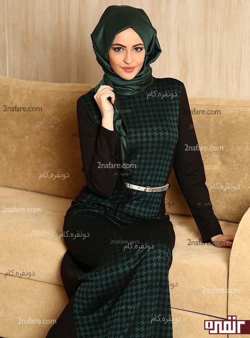 عکس لباس مجلسی باحجاب