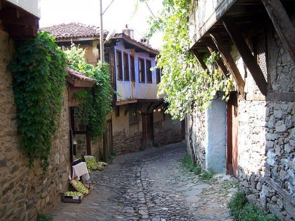 کوچه روستا