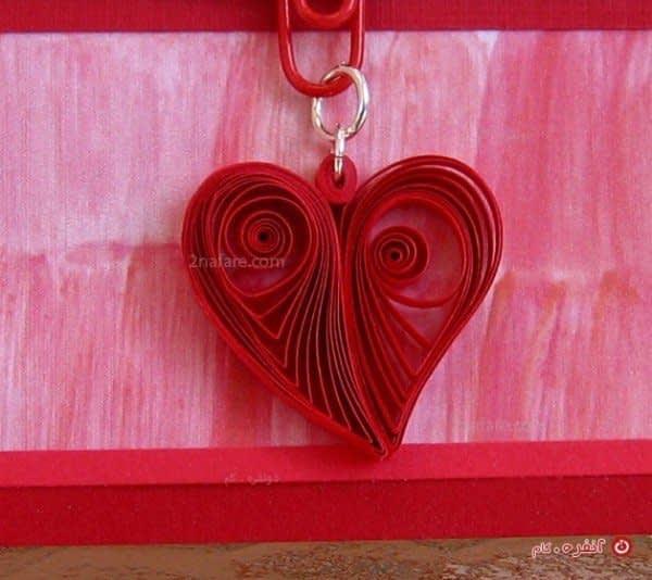 گردنبند قلب زیبا