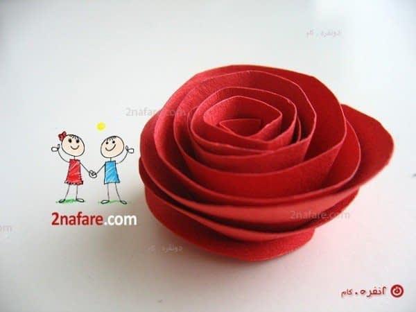 گل کاغذی عید