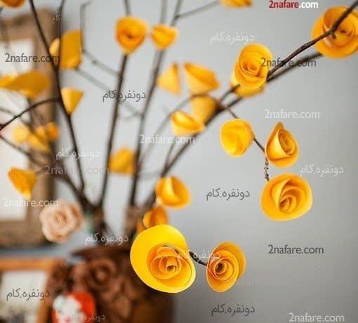 گل کاغذی