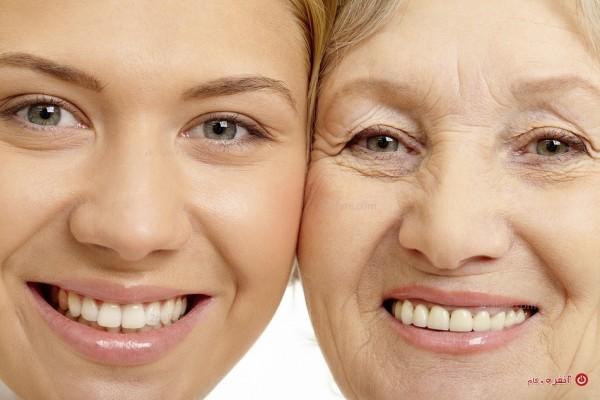 کاهش روند پیری