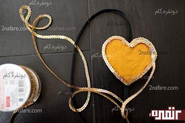 تل قلب زیبا