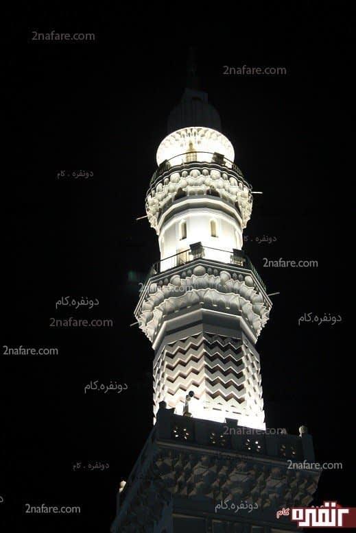مناره مسجدالنبی
