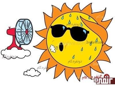 هوای گرم