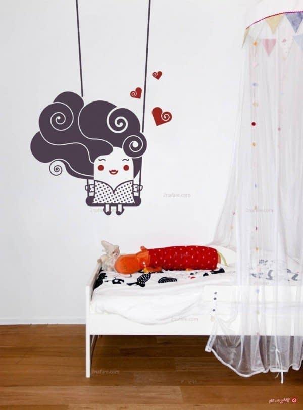 اتاق کودک و طرحی زیبا