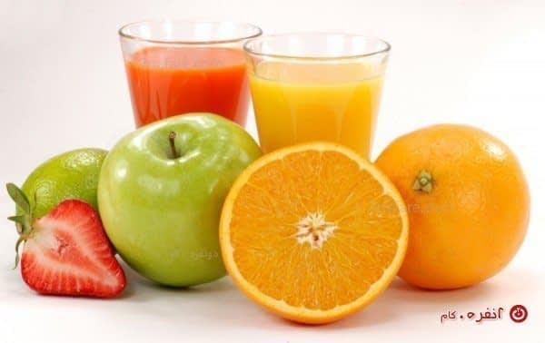 بانک ویتامین میوه ها