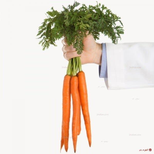 خواص عالی هویج