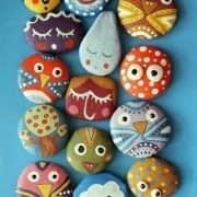 سنگ های طرح شخصیت ها