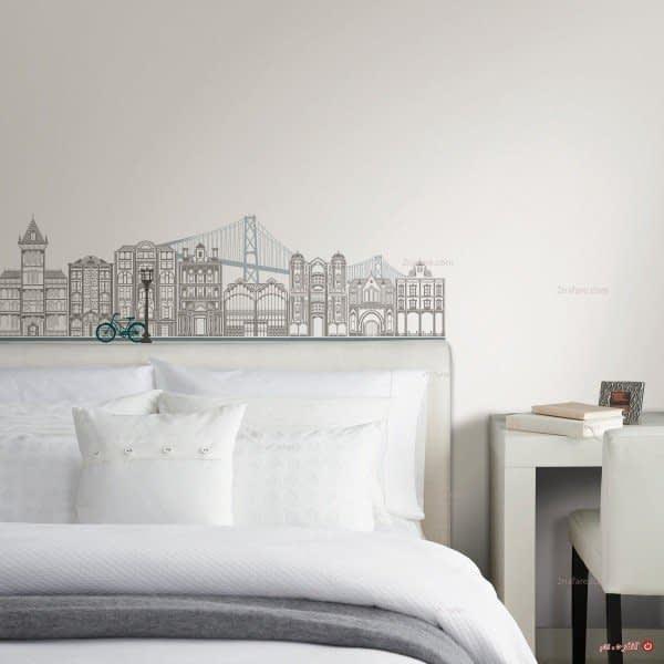 طرح ساده کلاسیک برای اتاق خواب