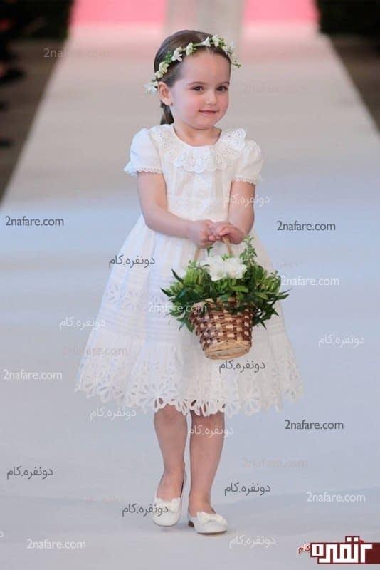 مدل عروس کوچولو