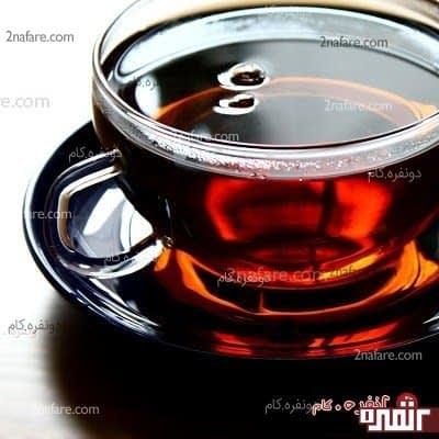 چای سیاه یا همان چای دمی روزانه