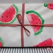کاغذ کادو هندوانه ای