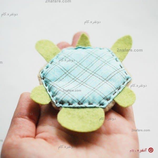 دستمال لاکپشتی