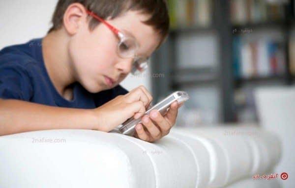 دنیای دیجیتال کودک