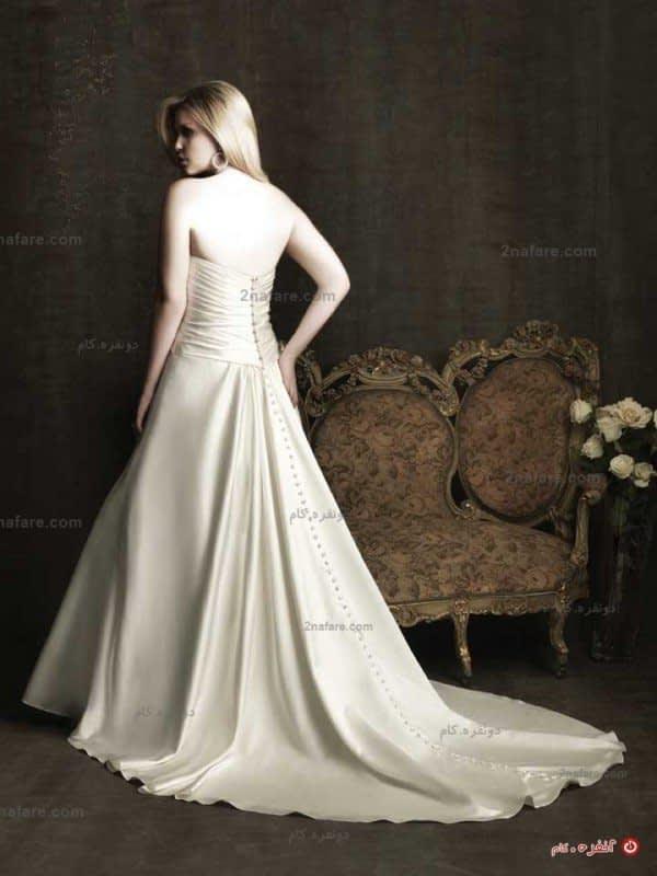 لباس عروس پر ها