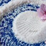 نمک فرآورده ای برای زیبایی و سلامت