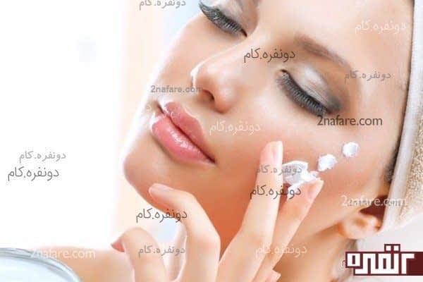 کرم های مناسب نگهداری پوست