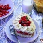 طرز تهیه کیک اسفنجی با بافت عالی برای پایه