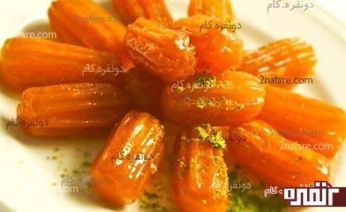 بامیه، شیرینی محبوب ماه رمضان
