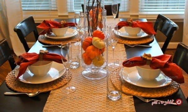 میز ناهار خوری و ترکیب مناسب آن