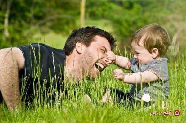 روابط خوب با فرزند از کودکی