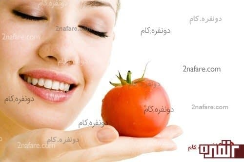 لوسیون گوجه فرنگی
