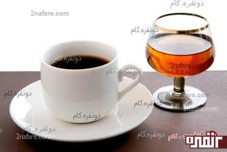 کاهش مصرف کافئین و جایگزین کردن نوشیدنی های مفید به جای آن