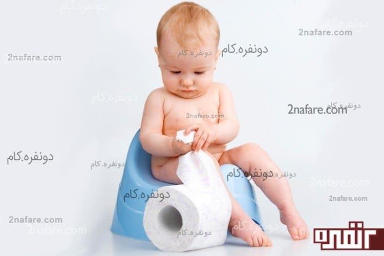 لگن کودک یا توالت کودک
