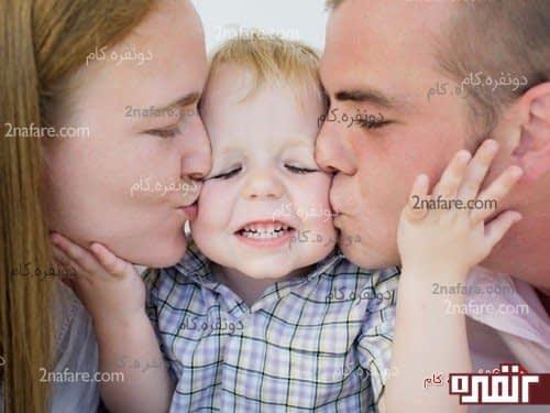 ارتباط عاطفی والدین و فرزند