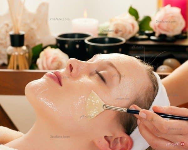 ماسک لیمو برای پاکسازی پوست