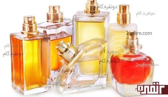 تشخیص عطر اصل از تقلبی