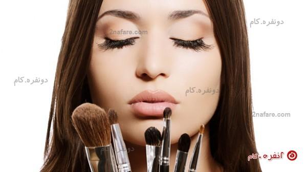 فوت و فن  آرایش کردن
