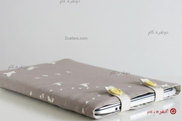 کیف آماده شده ی لپ تاپ یا تب لت