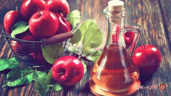 سرکه سیب برای زیبایی