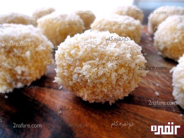 طرز تهیه قارچ سوخاری با سس پنیر خامه ای • دونفره