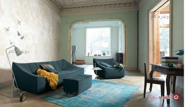 کاناپه راحتی بحیر از طراحی های مبلمان راحتی