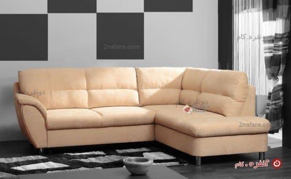 کاناپه راحتی سوفیا با فضای کمدی