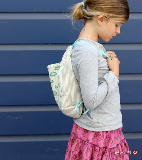 کوله ی سبک و راحت برای بچه ها