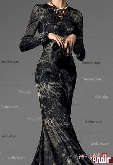 لباس شب نامزدی جدید و زیبا