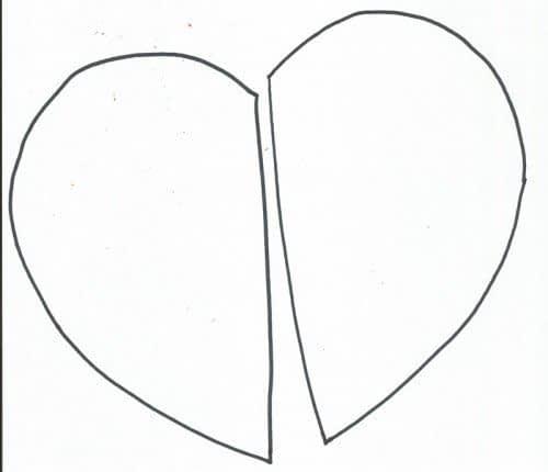 الگو های دستکش آشپزخانه قلبی