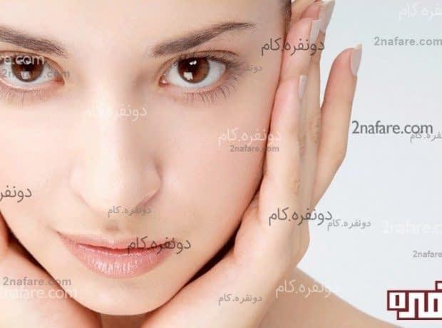 درمان پوست خشک با ماسک های خانگی